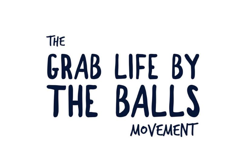Grad life by the balls