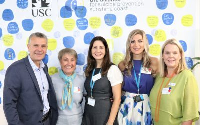 Powerful partners working together to prevent suicide