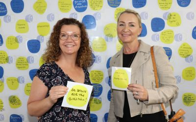 Training 100 people for World Suicide Prevention Day